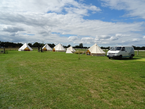 Bath Bell Tents & Glampanology - Bath Bell Tents